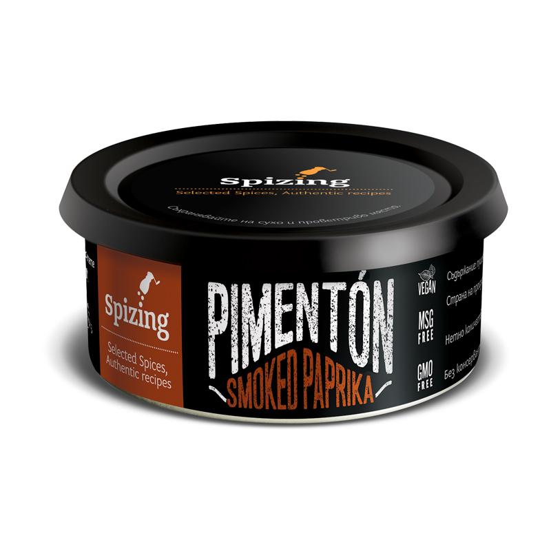 pimenton smoked paprika spizing