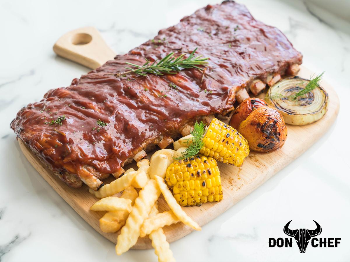 Американски ребра - Don-Chef