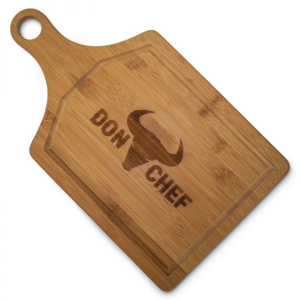 Бамбукова дъска Don Chef - 24 x 40см.