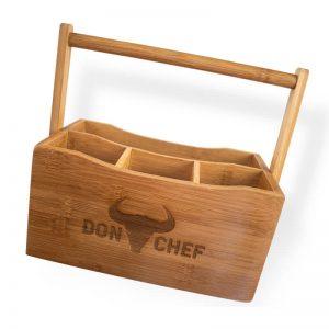Кошничка за прибори - Don Chef